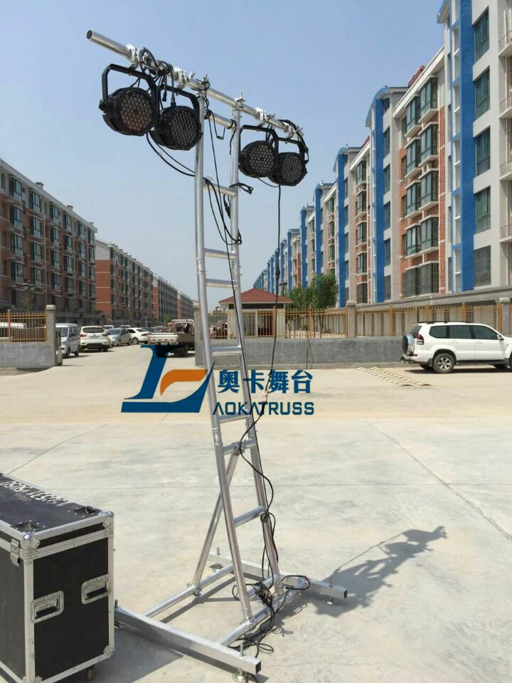 mini lighting truss